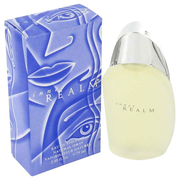 Inner Realm Gift Set -- Gift Set - 2.5 oz Eau De Toilette Spray + Body Cream for Women