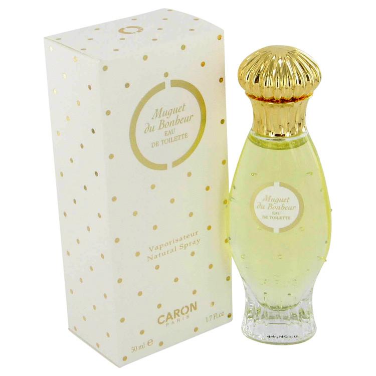 Muguet Du Bonheur Perfume by Caron 50 ml Eau De Parfum Spray for Women