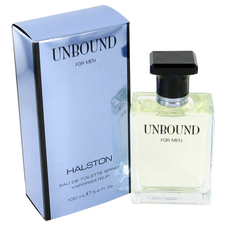 Unbound Cologne by Halston 50 ml Eau De Toilette Spray for Men