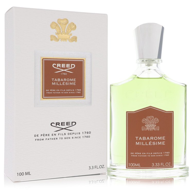 Tabarome Cologne by Creed 3.3 oz Millesime Spray for Men
