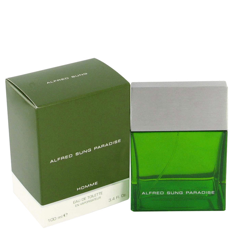 Paradise Cologne by Alfred Sung 50 ml Eau De Toilette Spray for Men