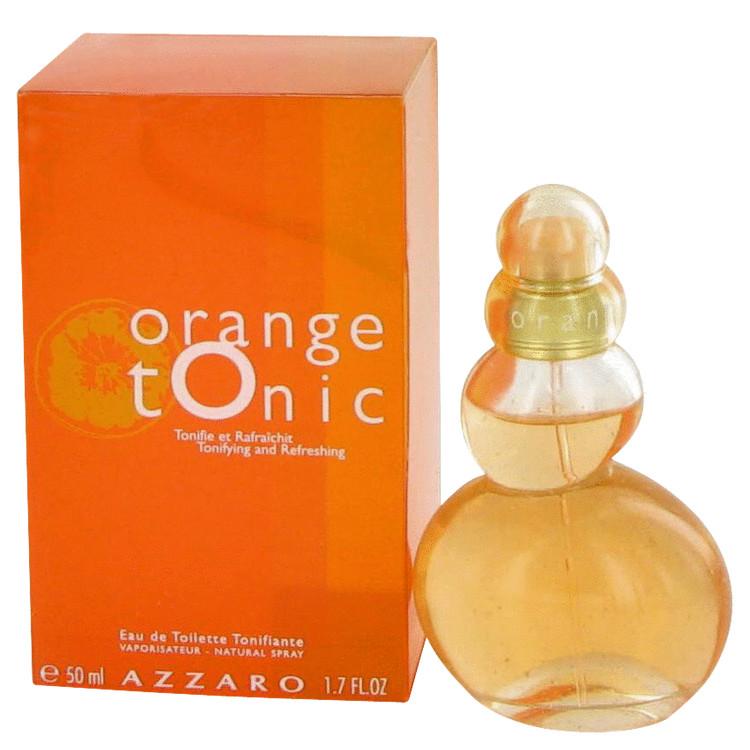Azzaro Orange Tonic Perfume by Azzaro 100 ml EDT Spay for Women