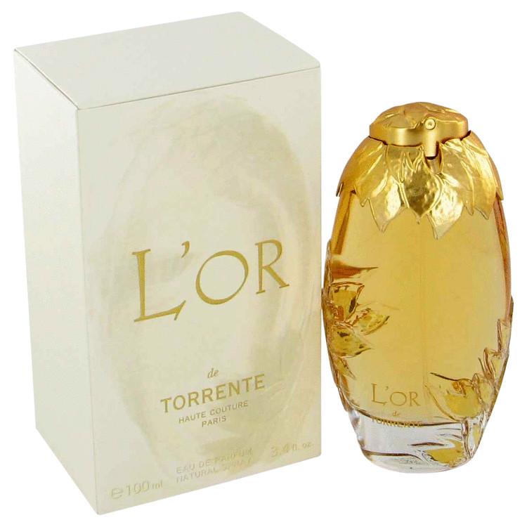L'or De Torrente Perfume 1.7 oz EDT Spray (Damaged Box) for Women