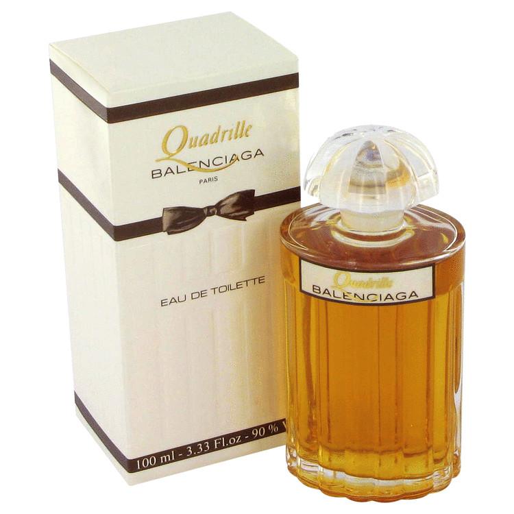 Quadrille Perfume by Balenciaga 100 ml Eau De Toilette for Women