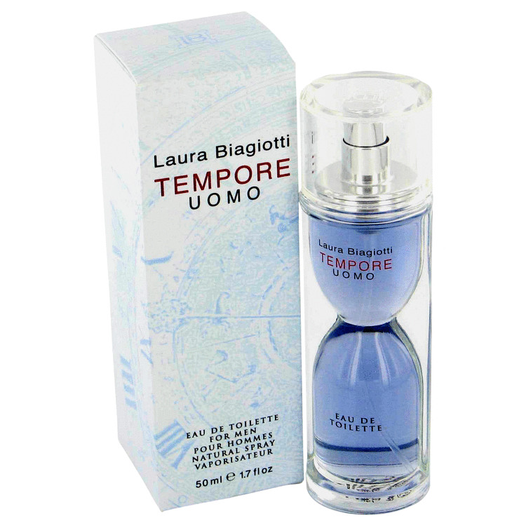 Tempore Uomo Cologne by Laura Biagiotti 50 ml EDT Spay for Men