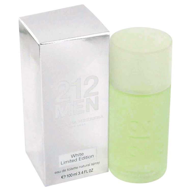 212 White Perfume by Carolina Herrera 60 ml EDT Spay for Women