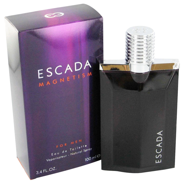 Escada Magnetism Accessories -- Giant Factice Display Bottle for Men