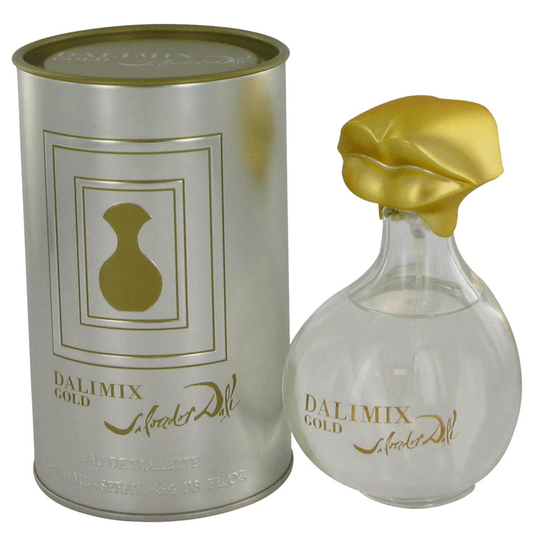 Dalimix Gold Perfume by Salvador Dali 50 ml EDT Spay for Women