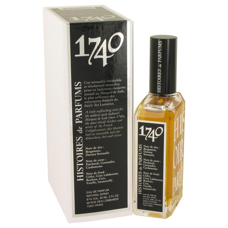 1740 Marquis De Sade by Histoires De Parfums Eau DE Parfum Spray 2 oz