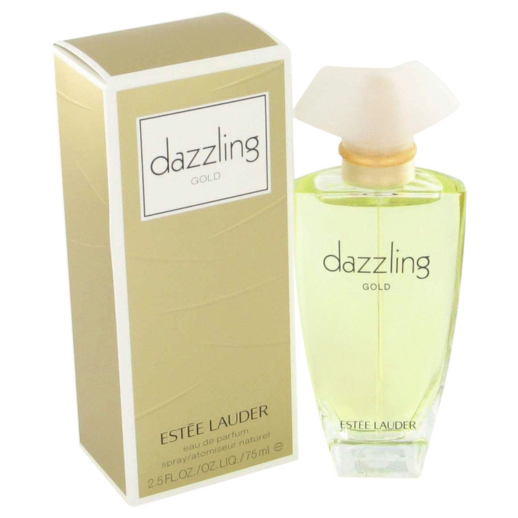 Dazzling Gold Perfume by Estee Lauder 75 ml EDP Spay for Women