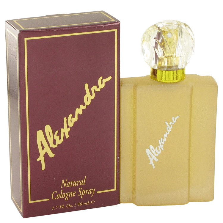 Alexandra by Alexandra De Markoff for Women Cologne Spray 1.7 oz