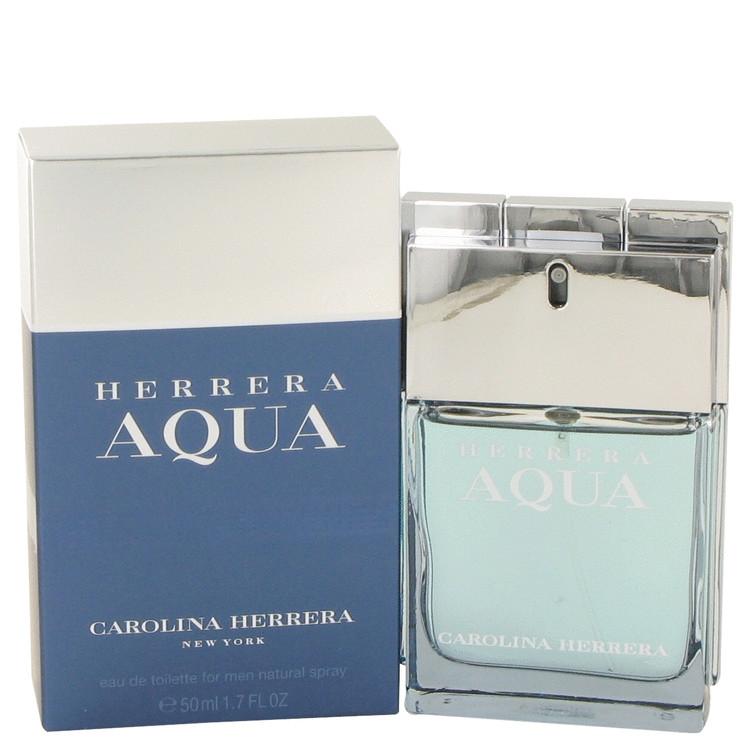 Herrera Aqua Cologne by Carolina Herrera 1.7 oz EDT Spay for Men