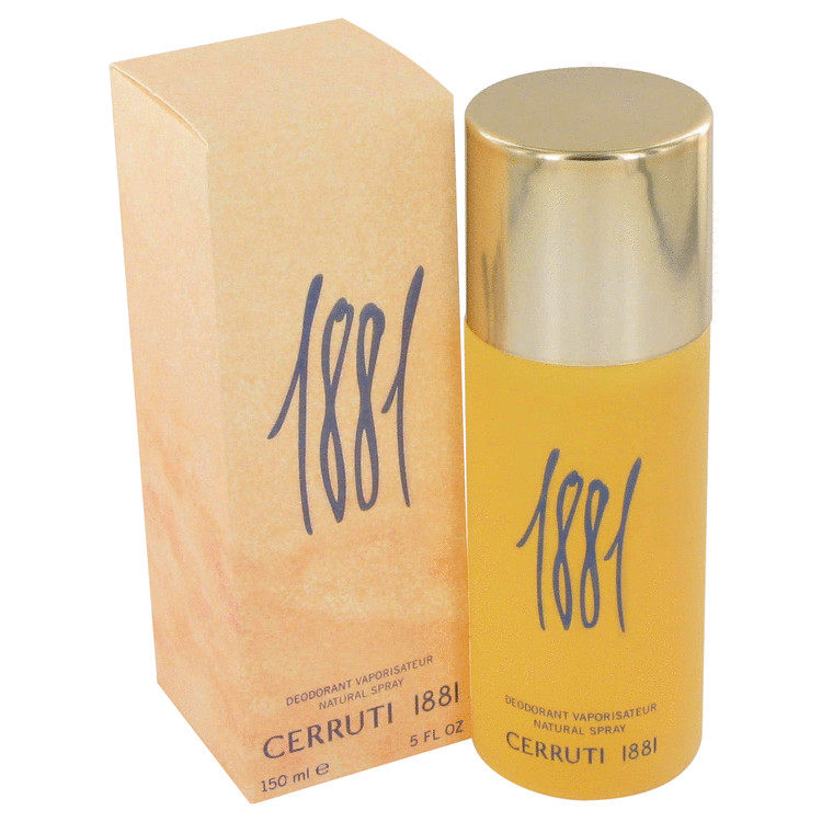 1881 Deodorant by Nino Cerruti 5 oz Deodorant Spray for Women