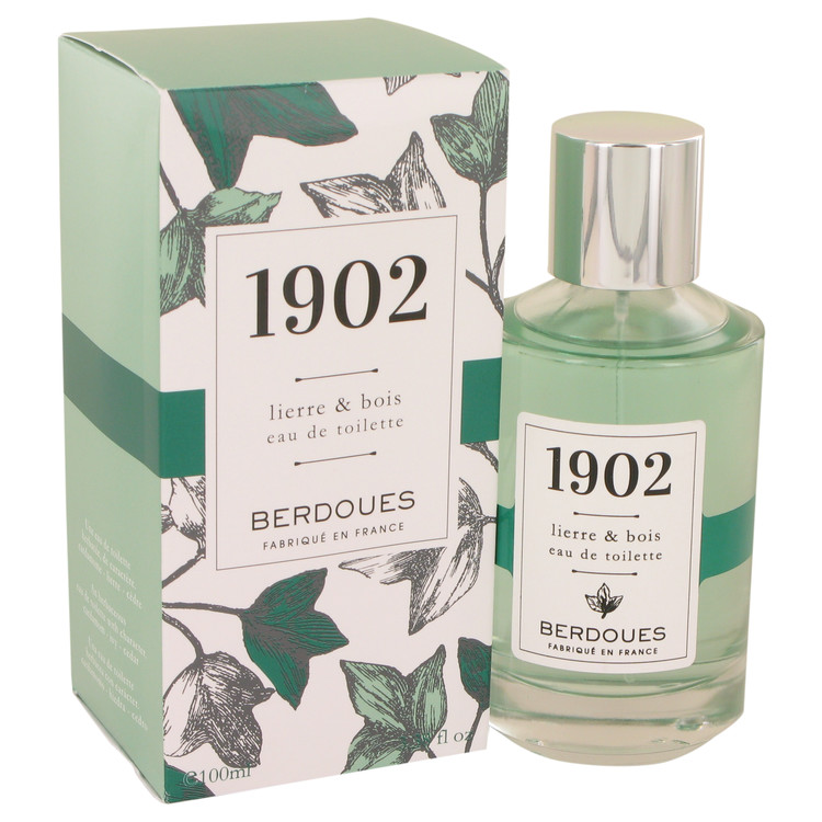 1902 Lierre & Bois by Berdoues Eau De Toilette Spray 3.38 oz