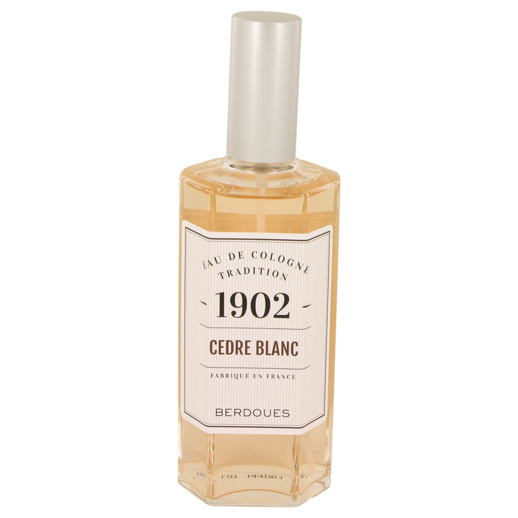 1902 Cedre Blanc by Berdoues Eau De Cologne Spray (unboxed) 4.2 oz