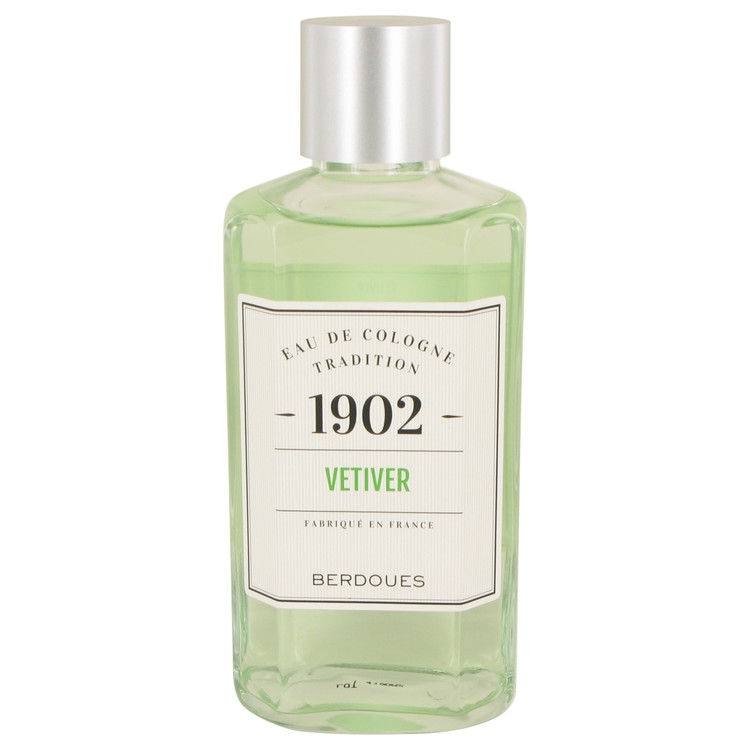 1902 Vetiver by Berdoues Eau De Cologne Spray (Unisex) 16.2 oz
