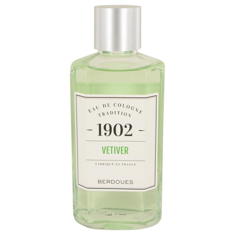 1902 Vetiver by Berdoues for Men Eau De Cologne Spray (Unisex) 16.2 oz