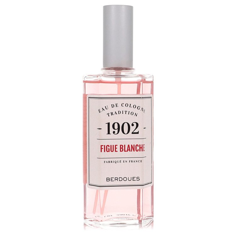 1902 Figue Blanche by Berdoues –  Eau De Cologne Spray (Unisex) 4.2 oz 125 ml