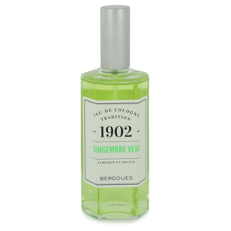 1902 Gingembre Vert by Berdoues Eau De Cologne Spray (Tester) 4.2 oz