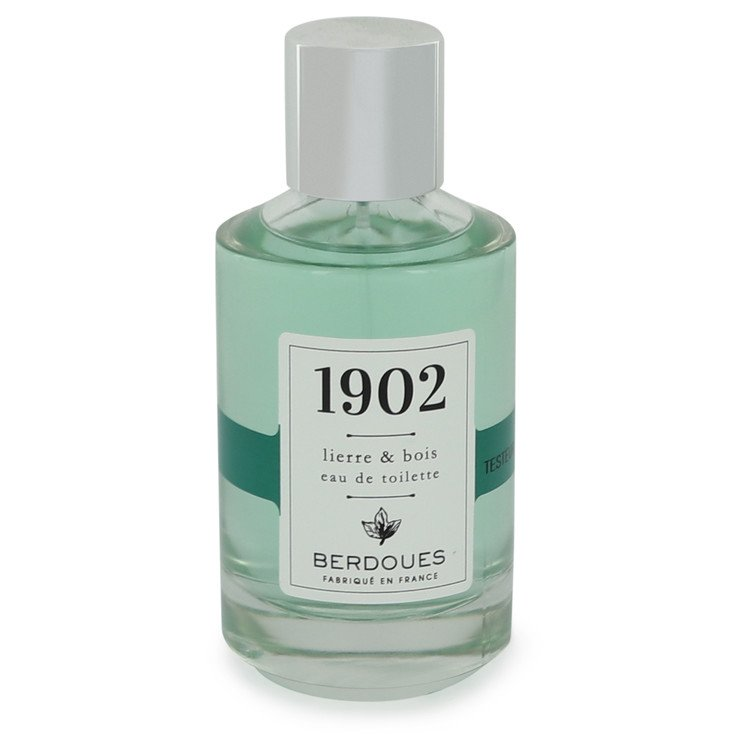 1902 Lierre & Bois by Berdoues Eau De Toilette Spray (Tester) 3.38 oz