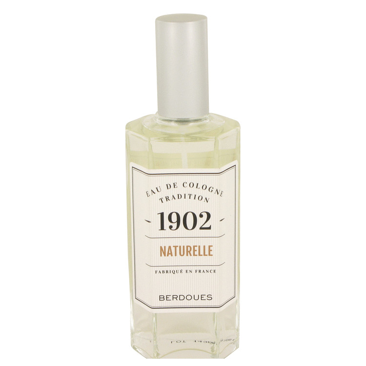 1902 Natural by Berdoues Eau De Cologne Spray (Unisex-Tester) 4.2 oz