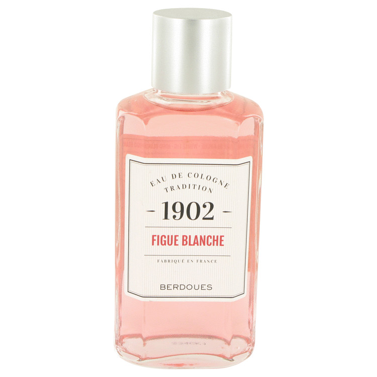 1902 Figue Blanche by Berdoues Eau De Cologne (Unisex) 8.3 oz