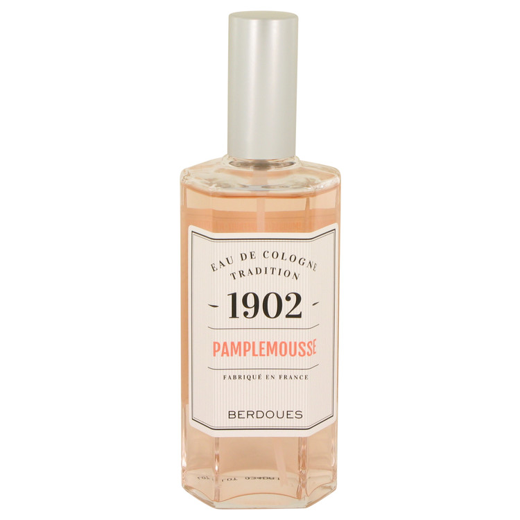 1902 Pamplemousse by Berdoues Eau De Cologne (Unisex unboxed) 4.2 oz