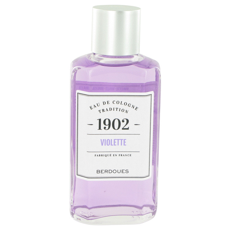 1902 Violette by Berdoues Eau De Cologne 8.3 oz