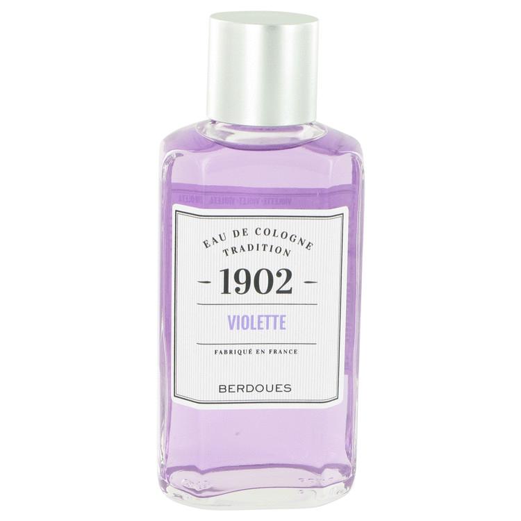 1902 Violette by Berdoues for Women Eau De Cologne 8.3 oz
