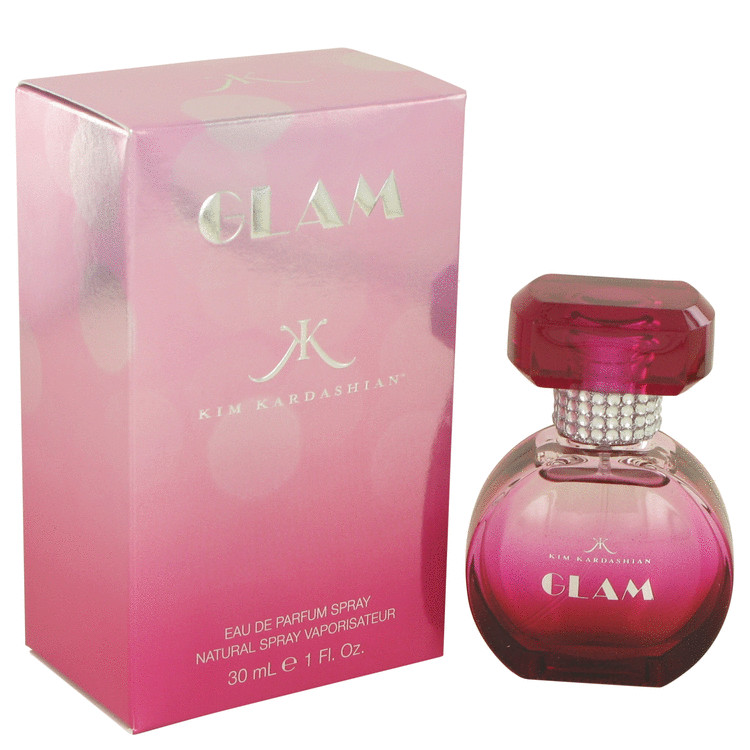 Kim Kardashian Glam Perfume by Kim Kardashian 30 ml EDP Spay for Women