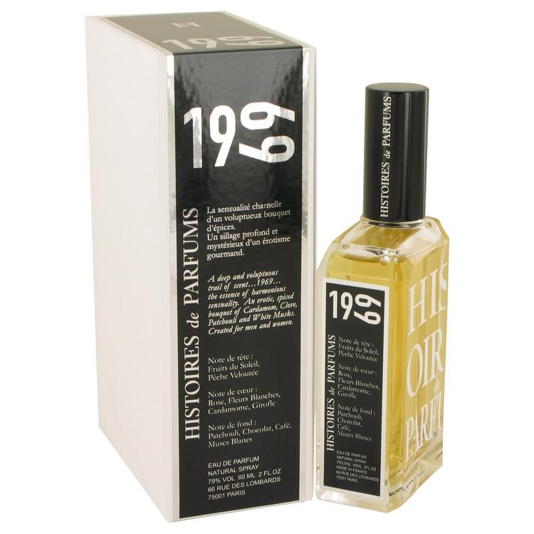 1969 Parfum De Revolte by Histoires De Parfums Eau De Parfum Spray (Unisex) 2 oz