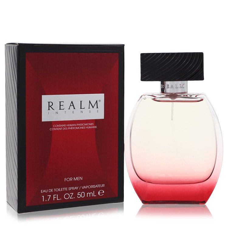 Realm Intense Cologne by Erox 1.7 oz EDT Spray for Men