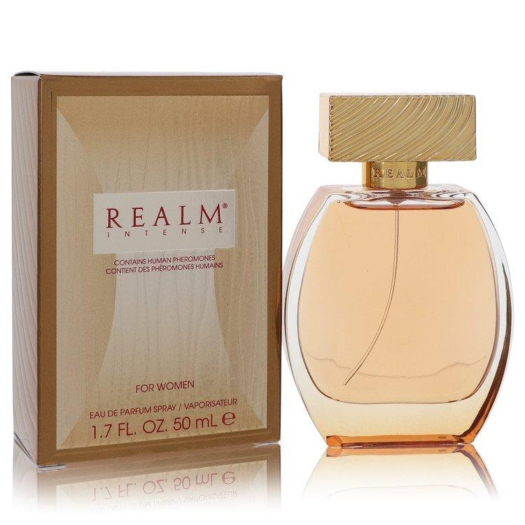 Realm Intense Perfume by Erox 50 ml Eau De Parfum Spray for Women