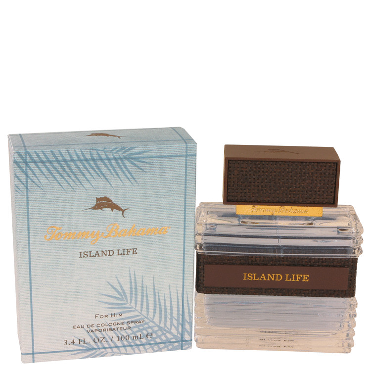 Tommy Bahama Island Life Cologne 3.4 oz EDC Spray for Men