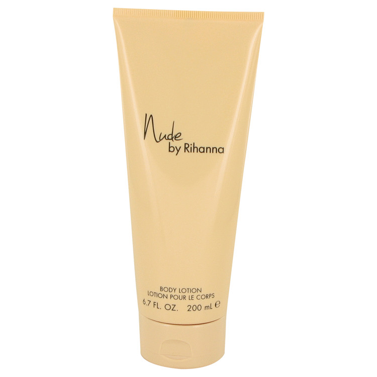 Nude by Rihanna by Rihanna for Women Body Lotion (Tester) 6.7 oz