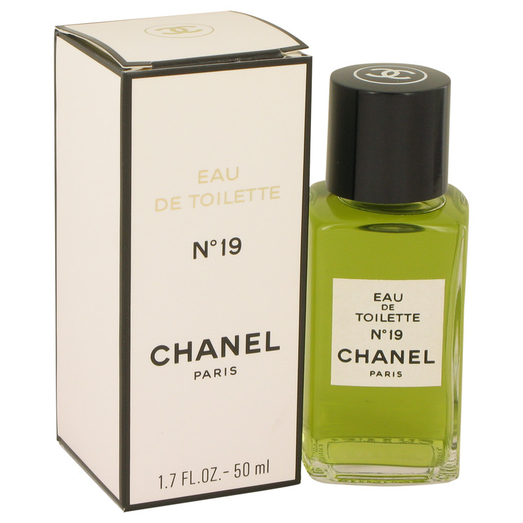 CHANEL 19 by Chanel for Women Eau De Toilette 1.7 oz