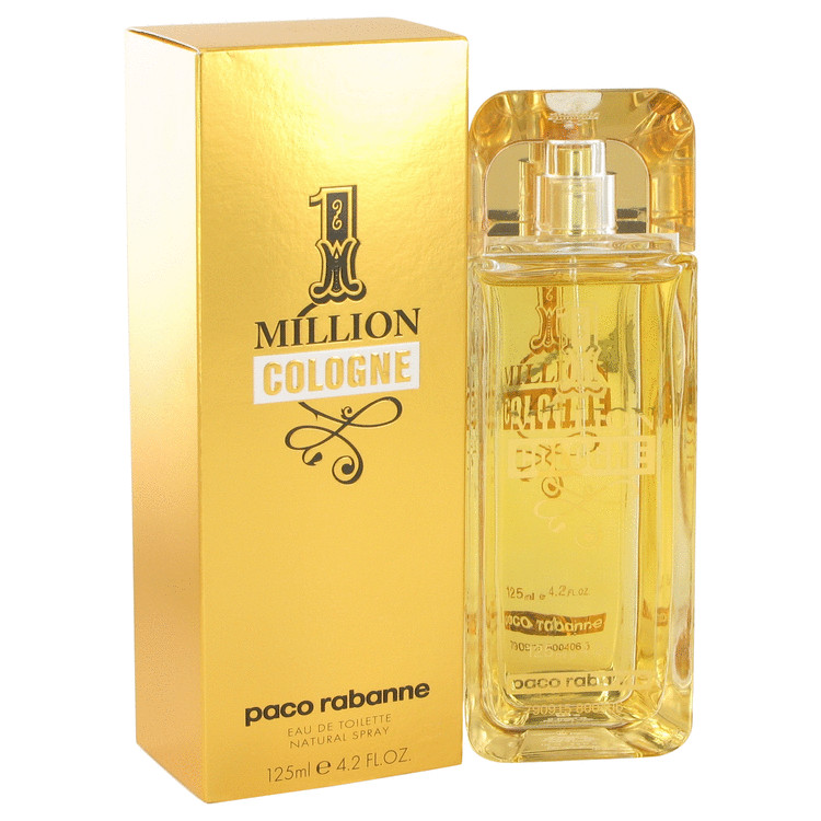 1 Million Cologne Cologne by Paco Rabanne 125 ml EDT Spay for Men
