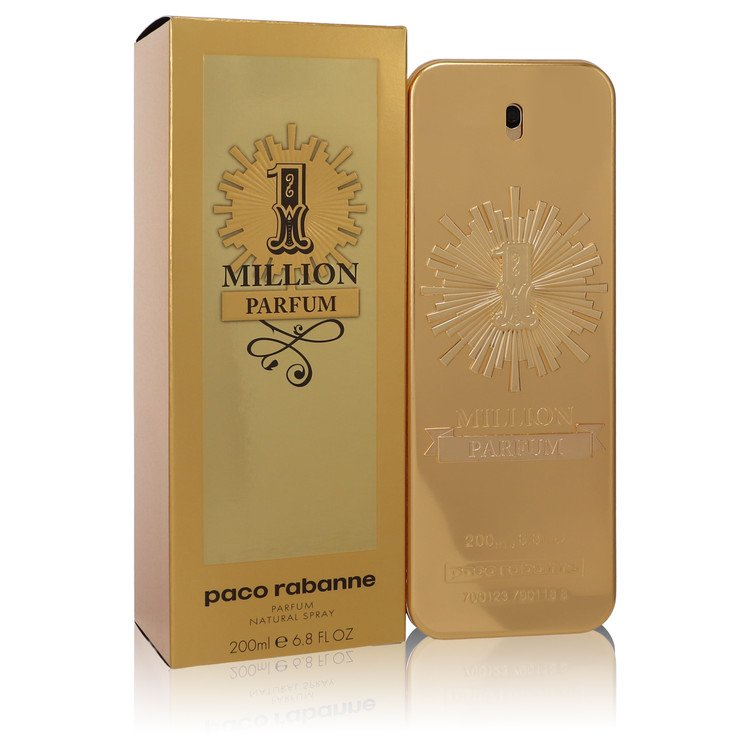 1 Million Parfum by Paco Rabanne –  Parfum Spray 6.8 oz 200 ml for Men