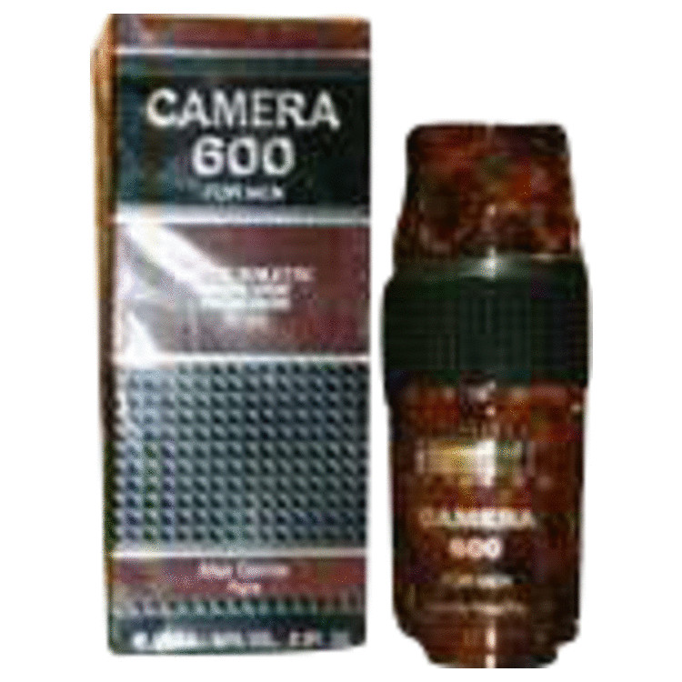 Camera 600 Cologne by Max Deville 100 ml Eau De Toilette Spray for Men