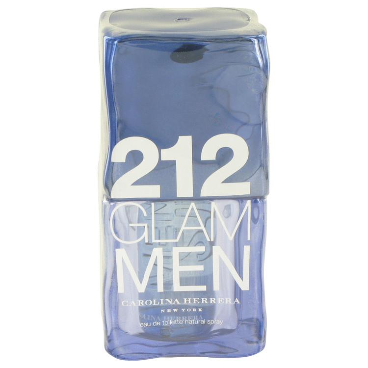 212 Glam Cologne by Carolina Herrera 100 ml EDT Spay for Men