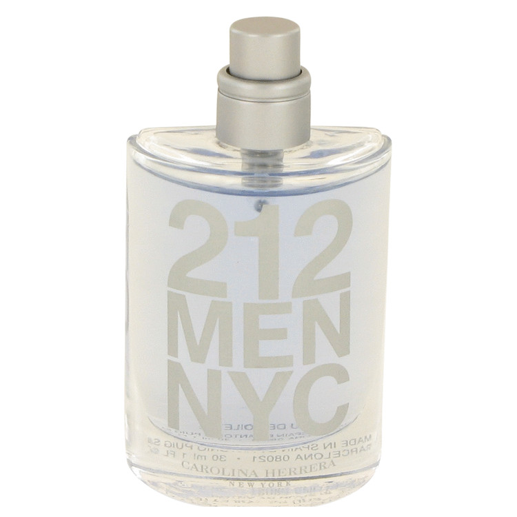 212 Cologne 50 ml Eau De Toilette Spray (New Packaging-Tester) for Men