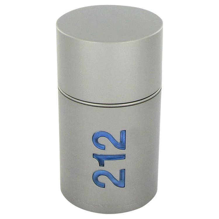 212 Cologne 50 ml Eau De Toilette Spray (New Packaging - unboxed) for Men