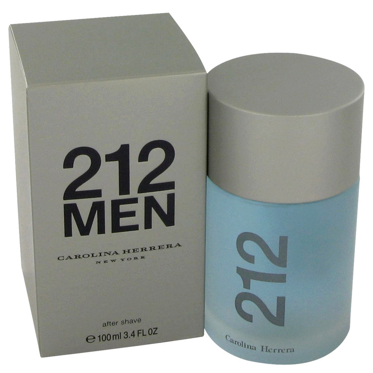 212 by Carolina Herrera by Carolina Herrera – After Shave 3.4 oz 100 ml for Men