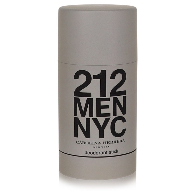212 by Carolina Herrera by Carolina Herrera – Deodorant Stick 2.5 oz 75 ml for Men