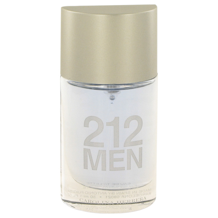 212 Cologne 1 oz EDT Spray (New Packaging -unboxed) for Men