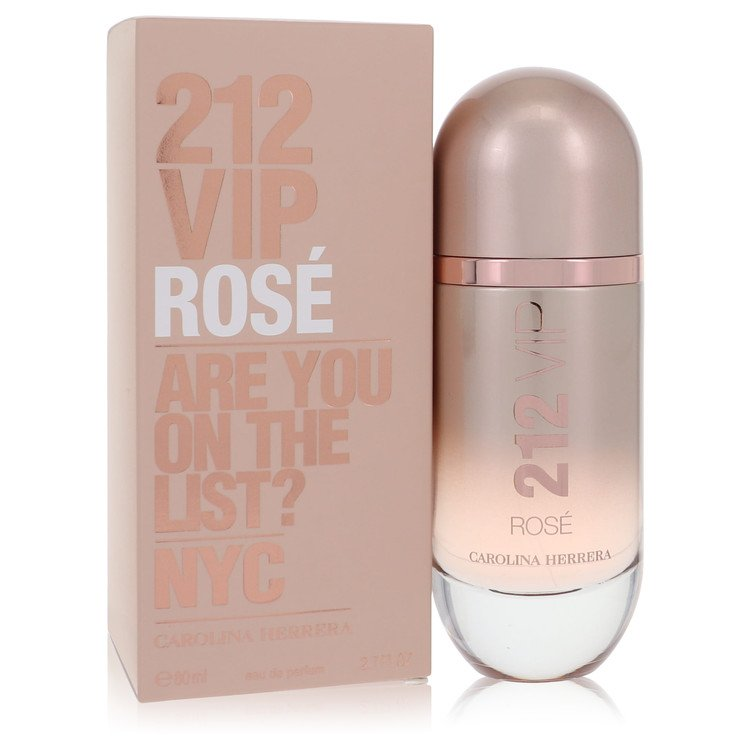 212 Vip Rose Perfume by Carolina Herrera 80 ml EDP Spay for Women