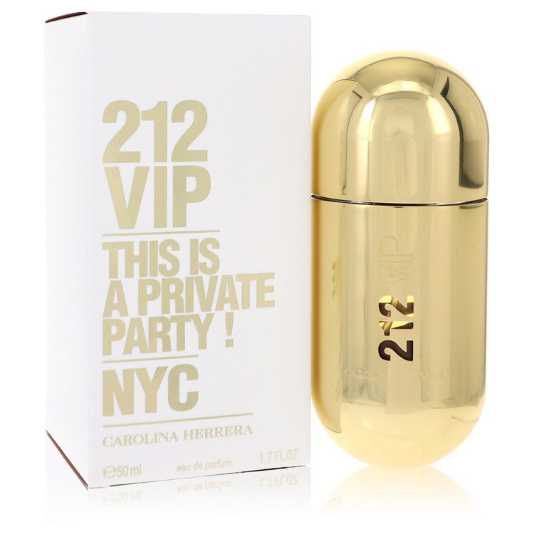 212 Vip Perfume by Carolina Herrera 50 ml EDP Spay for Women