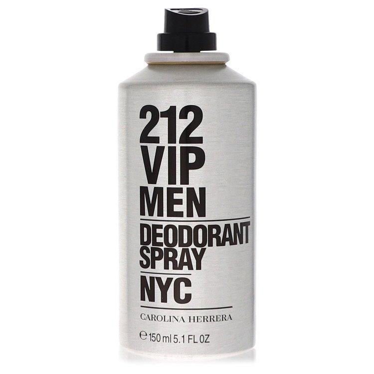 212 Vip by Carolina Herrera Men's Deodorant Spray (Tester) 5 oz