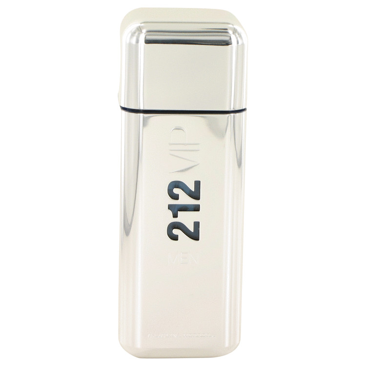 212 Vip by Carolina Herrera Men's Eau De Toilette Spray (unboxed) 3.4 oz