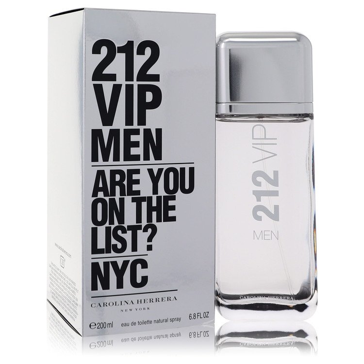 212 Vip Cologne by Carolina Herrera 200 ml EDT Spay for Men
